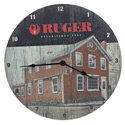 Ruger Wall Clock -   Historic