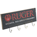 Ruger Wood Plank Key Rack -   Brand