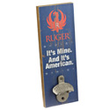 Ruger Wall Mount Bottle Opener  -  American