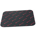 Black and Red Mouse Pad