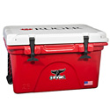 ORCA White and Red 26 Quart Cooler