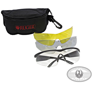 Ruger Concept Shooting Glasses Lens Set