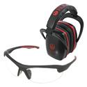 Conix Muff & Ballistic Glasses Combo