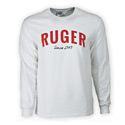 Since 1949 White Long Sleeve Tee