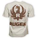 Ruger® Bullet Hole Sand Tee
