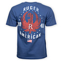 Ruger American Dream Harbor Blue Tee