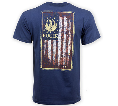 Its Mine And American Tee ShopRuger
