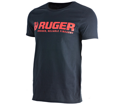 Rugged, Reliable Firearms Black T-Shirt