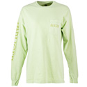 Long Sleeve Pocket T-Shirt - Celadon