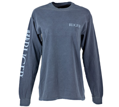 Long Sleeve T-Shirt  - Gray