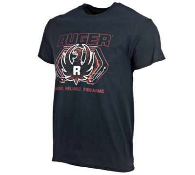 Tech Armor Black T-Shirt