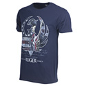 2A Patriot Navy T-Shirt