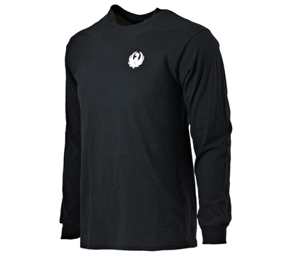 Black Competition Long Sleeve T-Shirt