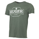 Military Green Heather T-Shirt