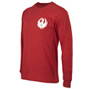 Competition Long Sleeve T-Shirt - Red