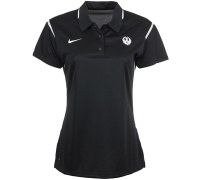 Ruger Nike Team  Women's  Black Gameday Polo