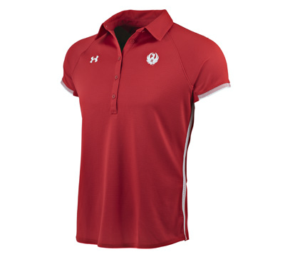 Women's Under Armour Rival Polo - Red