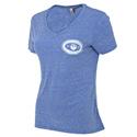 Women's Royal Snow Heather T-Shirt