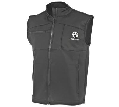 Go Wild® Camo Black Ruger Vest