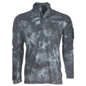 Kryptek® Valhalla 2 Long Sleeve Zip - Typhon