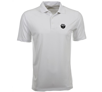 Ruger Nike Victory  White Polo