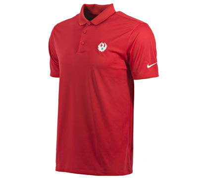 Nike Red Victory Polo