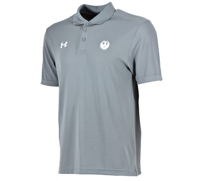 Under Armour Team Armour Polo - Graphite