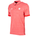 Under Armour Elevated Polo  - Red