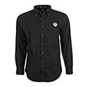 Ruger Black Broadcloth Long Sleeve Shirt