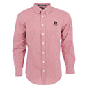 Ruger Red Gingham Check Long Sleeve Shirt