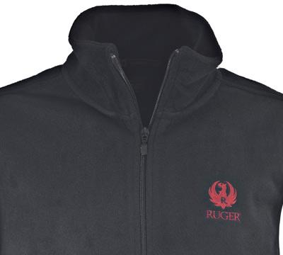 d98b06020426 Black Fleece Vest-ShopRuger