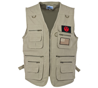 First Strike Original Concealment Vest - Khaki