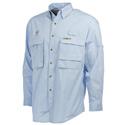 Fisherman Long Sleeve Shirt - Ice Blue