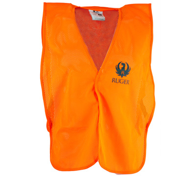 Ruger Safety Vest - Orange