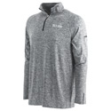 Flint Men's 1/4 Zip Pullover - Gray