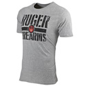 Ruger Big Word T-Shirt - Gray