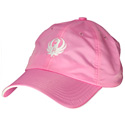 Ladies Pink & White Cap