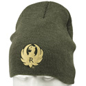 Ruger Olive Heather Beanie