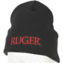 Ruger Black & Red Beanie