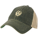 Ruger Old Favorite Supersoft™  Green and Khaki Mesh Cap