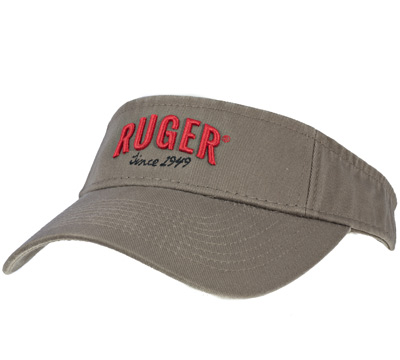 Ruger Relaxed Twill Visor