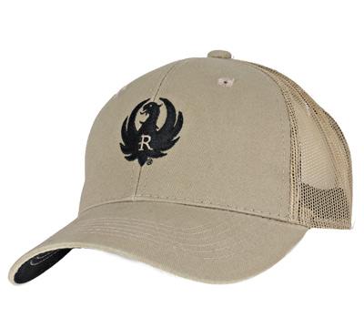 Khaki Trucker Cap