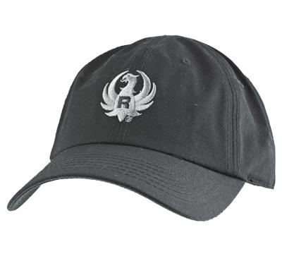 Go Wild® Camo Full Camo Hat - Black