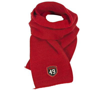 Red 49 Scarf
