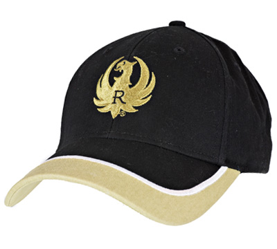 Black & Gold Cap