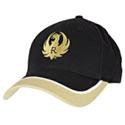Black & Gold Cap