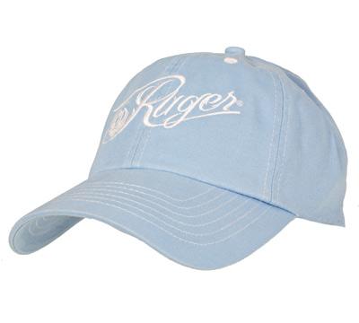 Light Blue Woman's Cap