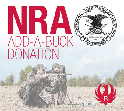 NRA Add-A-Buck
