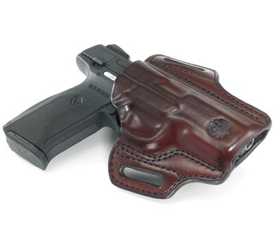 SR9®, SR9c®, SR40®, SR40c® & 9E® Mitch Rosen® Belt Holster, RH