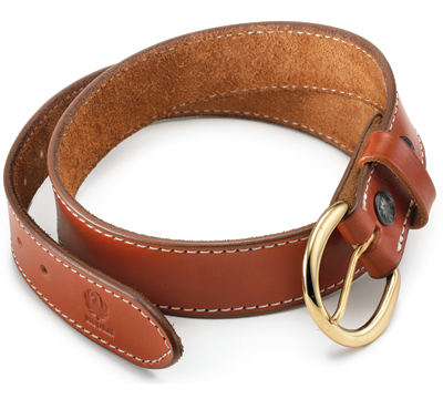 Triple K Tan Belt